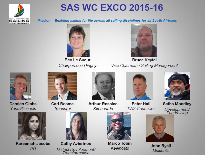 New SAS Committee