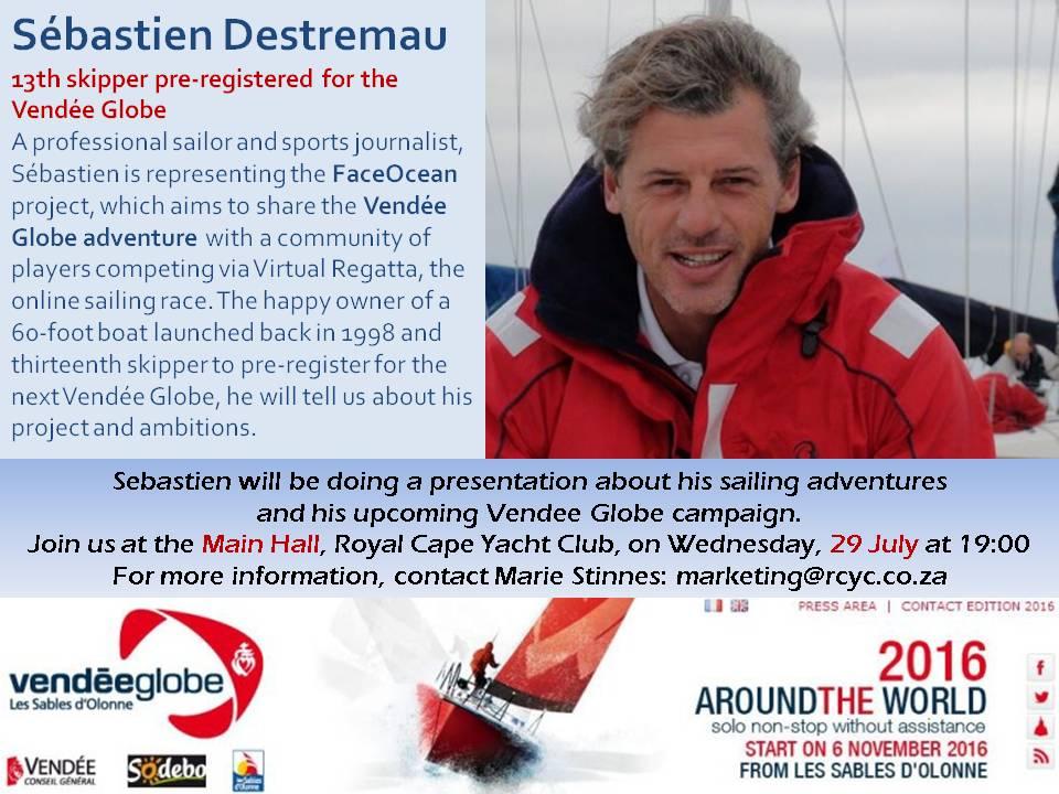 Sebastien Destremau Poster