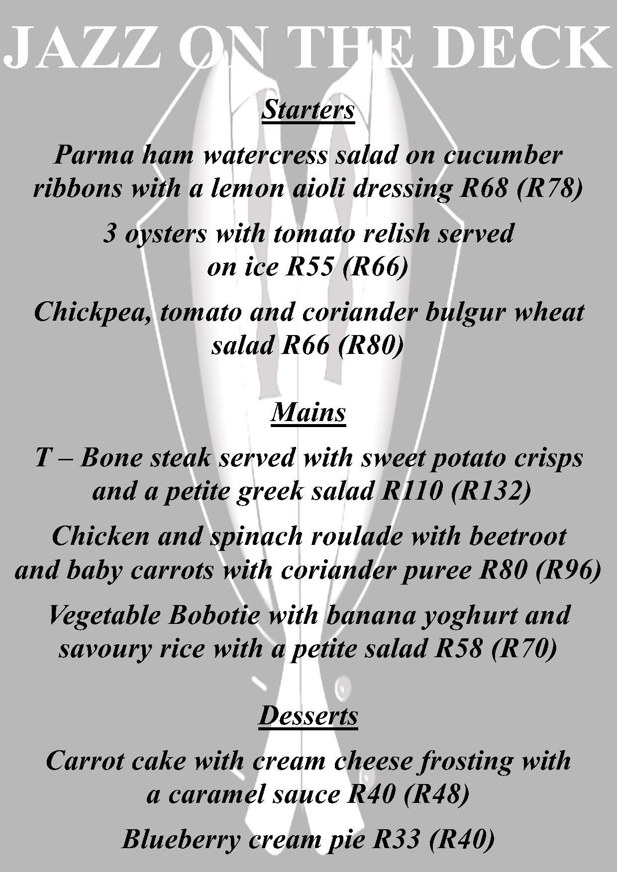 Tuxedo.menu