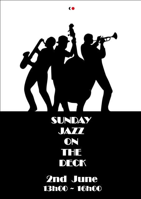 Jazz on the Deck 2 June