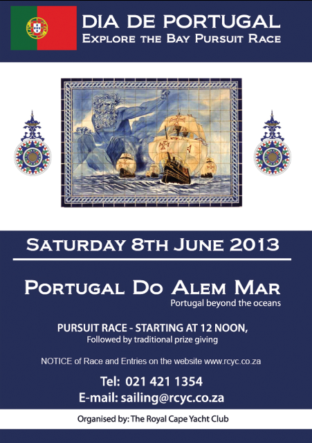 Portugal Day Race Sat 8 June