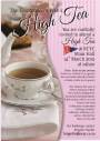 Commodores Wife's High Tea 14 Mar
