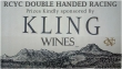 Kling Wines Double Handed Race 5 - Sat 25 May