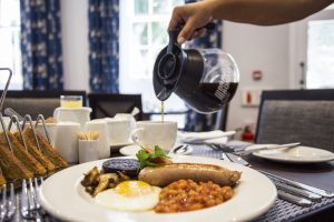 Mantis St Helena - Full English Breakfast - Des Jacobs Photography