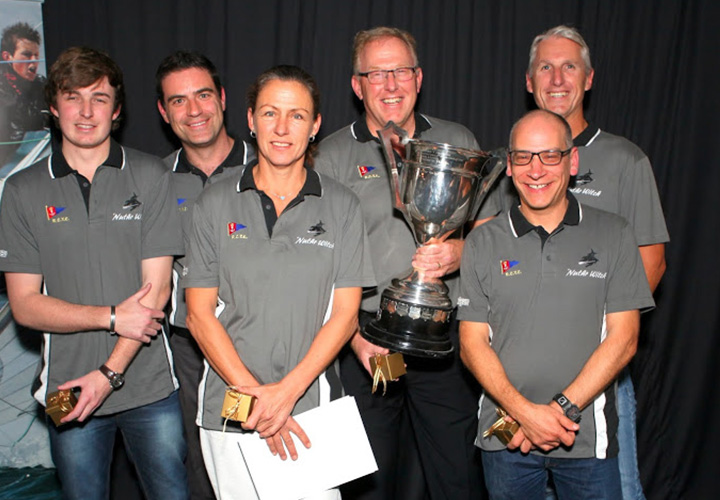 Sailors Of The Year And Divsion 1 & 2 Winners Announced At Club Championship Prize Giving