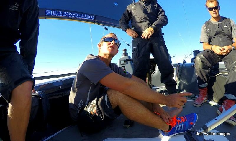 SAILOR OF THE MONTH – JAMES LARGIER