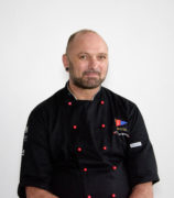 Chef Jacques Rautenbach