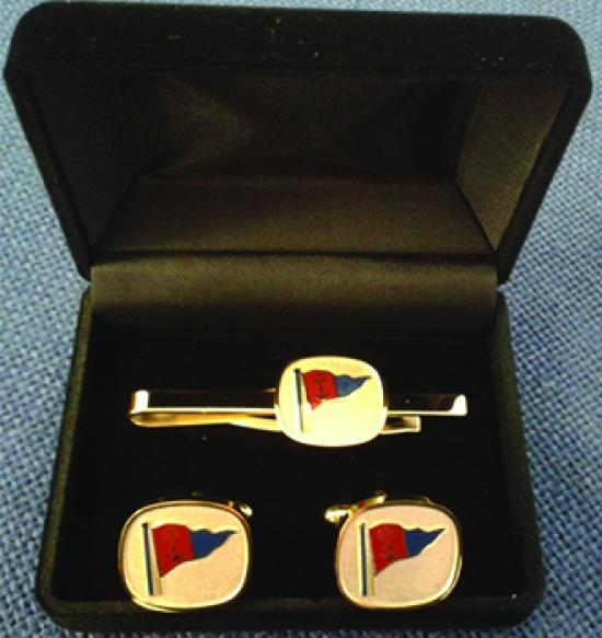 Cufflinks & Tie Pin