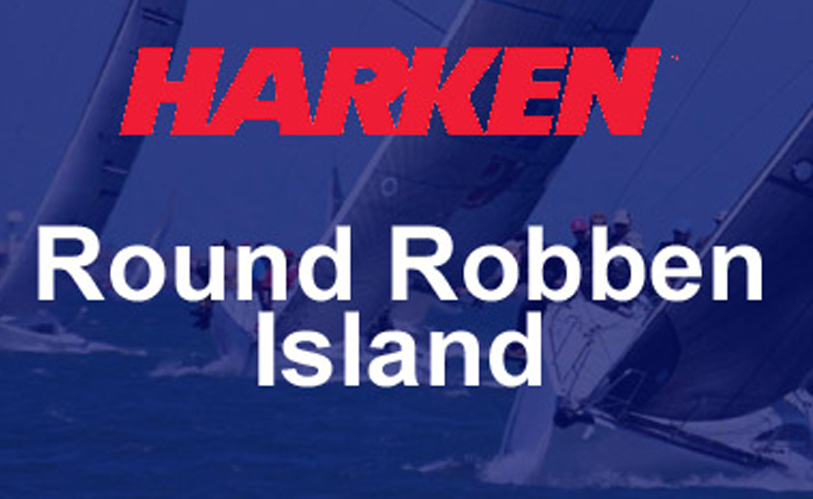 Harken Round Robben Island Jan 17