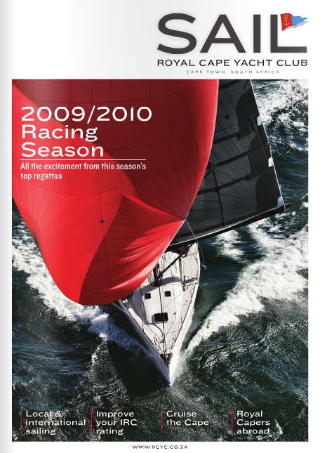 Sail Magazine Vol 1 By Ingrid Hale