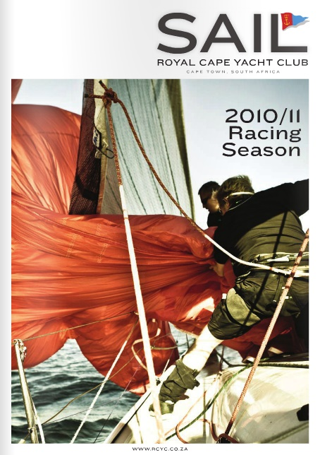 SAIL Magazine Vol 2 By Ingrid Hale