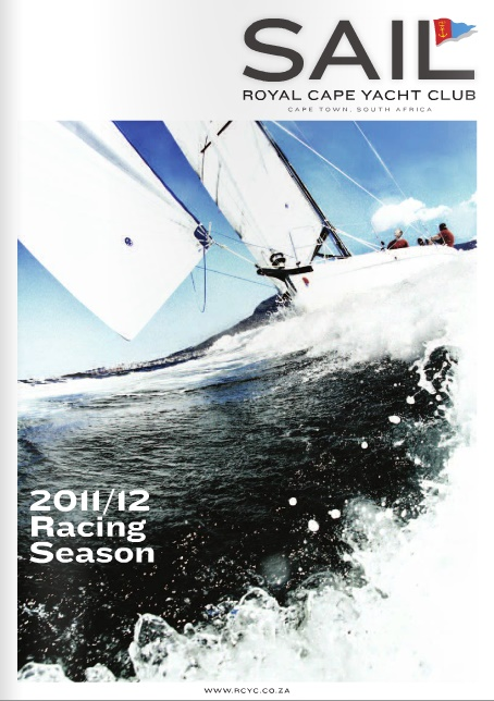 SAIL Magazine Vol 3 By Ingrid Hale