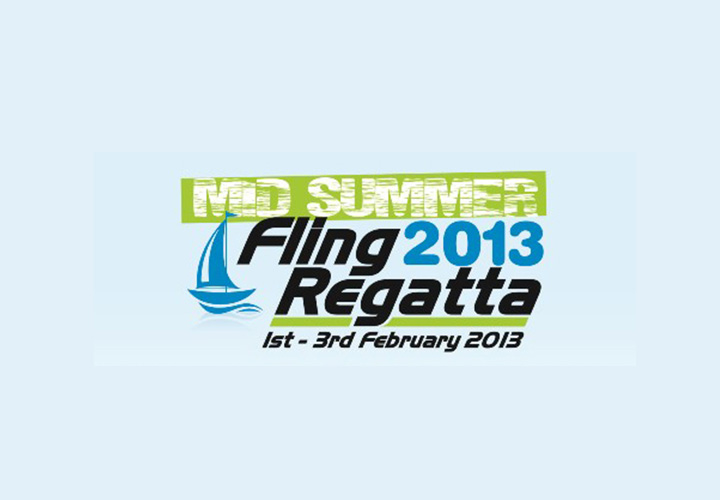 Mid Summer Fling Regatta 14th-16th Feb