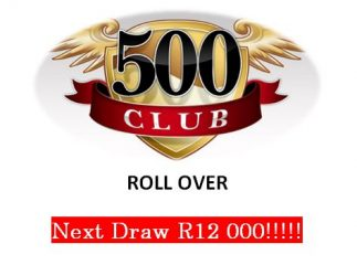 LUCKY DRAW ROLL OVER – AUGUST 19, 2016