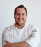 Sous Chef Chad Grahame