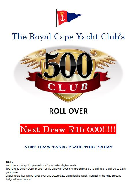 Lucky Draw – 07 October 2016