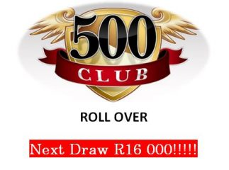 Lucky Draw – 21 October 2016
