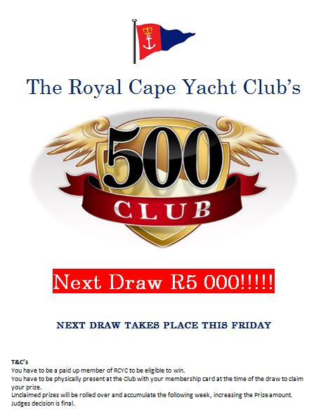 Lucky Draw – 28 October 2016