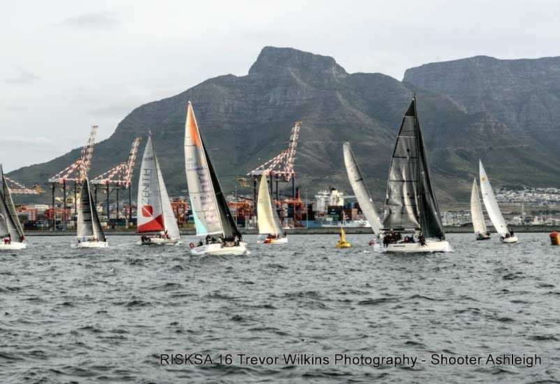 Photos From RiskAfrica Regatta
