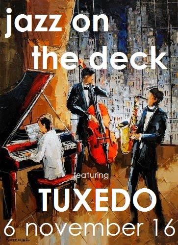 November Jazz On Deck