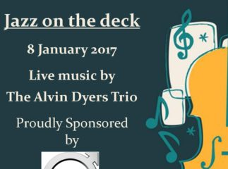Jazz On The Deck – 08 January 2017