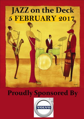 Jazz On Deck – February 2017