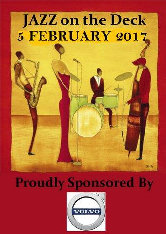 Jazz On Deck – February 2017