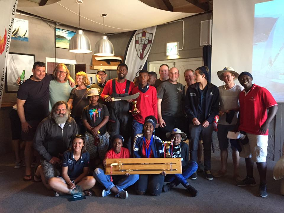 RCYC Wins At HBYC's Admiral's Regatta