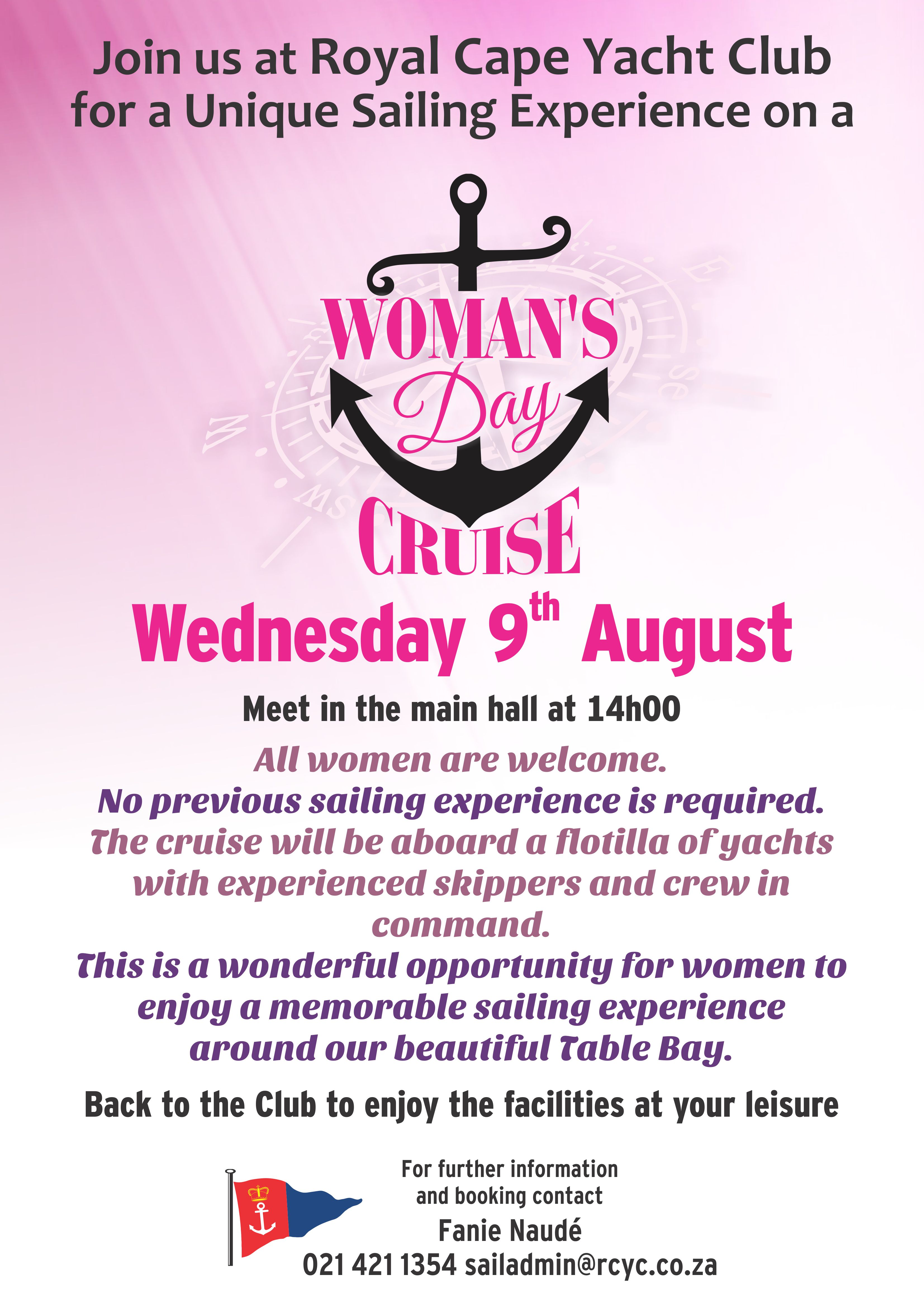 Women's Day Cruise
