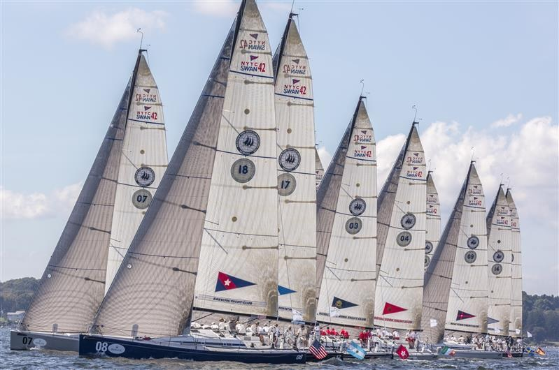 RCYC Invited To Partake In The Rolex NYYC Invitational Cup