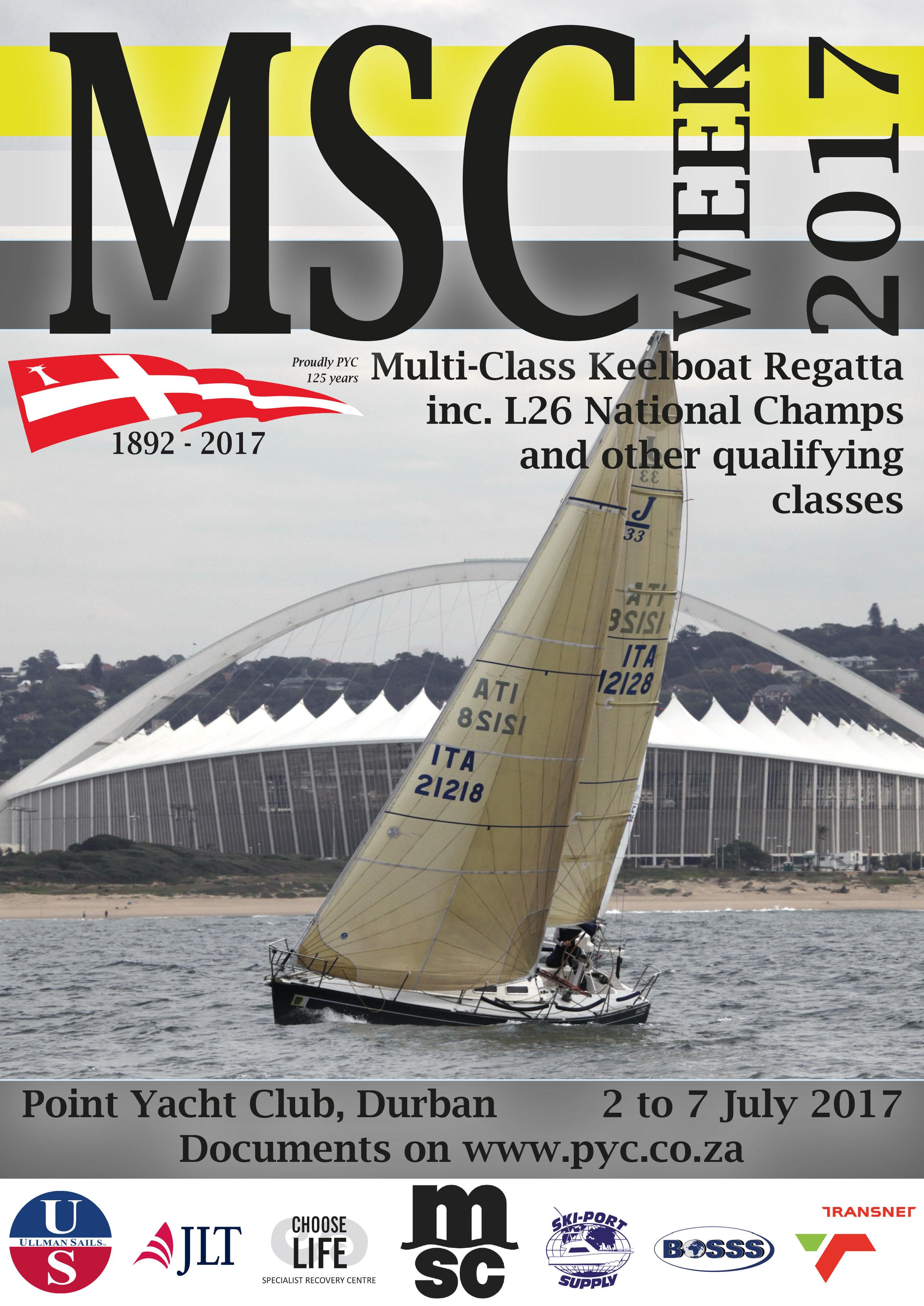 PYC's MSC Week 2017