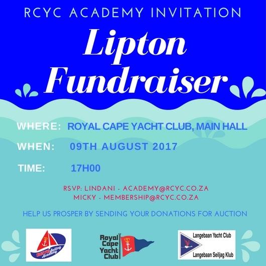 Academy Lipton Fundraiser