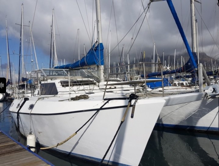 Auction Of Sail Yacht 'Panacea'