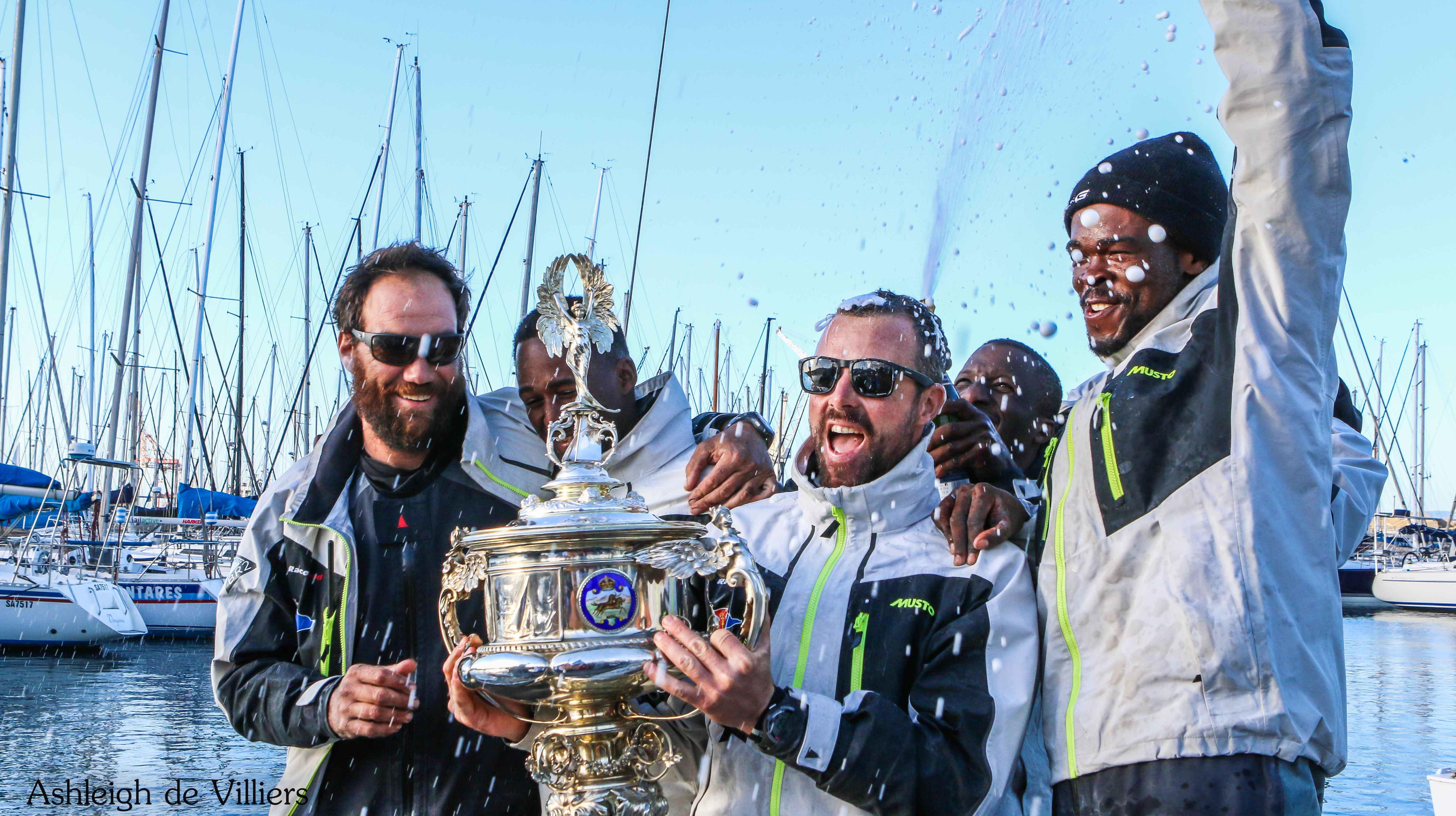 Race Report – Lipton Challenge Cup 2017