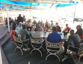 Club Winter Series With Drifter Brewing Co. – Race Report