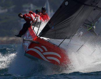 Cape 31 Charter Race Sailing Holidays