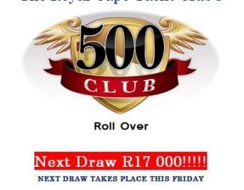 Lucky Draw – 27 October 2017