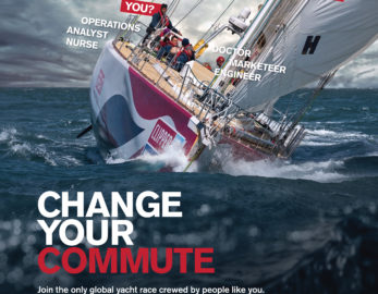 Clipper Around The World Yacht Race Talk At RCYC (27 October 2017)