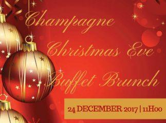 Christmas Eve Brunch – 24 December 2017