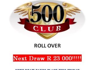 Lucky Draw – 19 January 2018