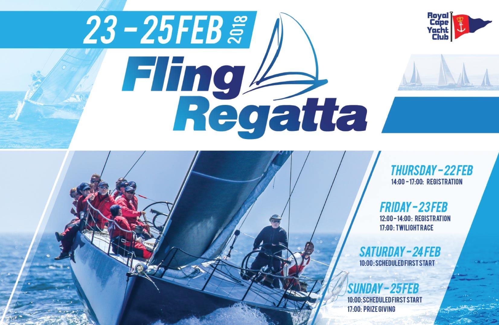 Fling Regatta 2018