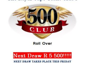 Lucky Draw – 9 March 2018