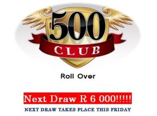 Lucky Draw – 16 March 2018