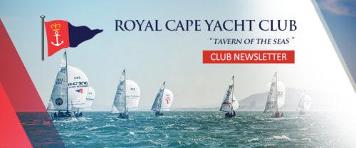 Club Newsletter – 16 August 2018