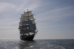 British Tall Ship Tenacious