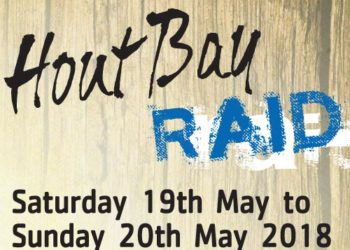 The Hout Bay Raid Poster