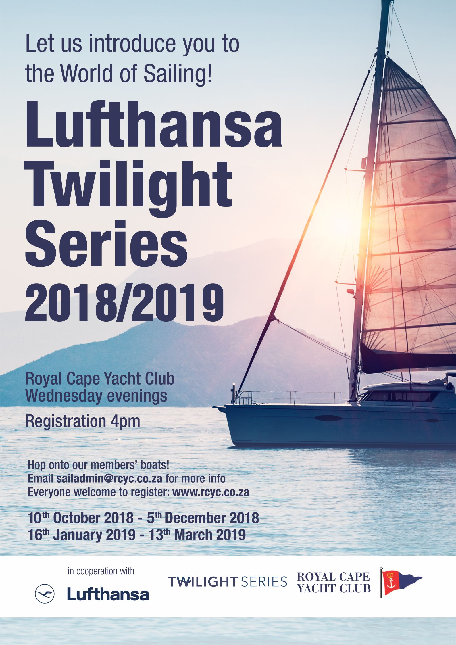 Lufthansa Twilight
