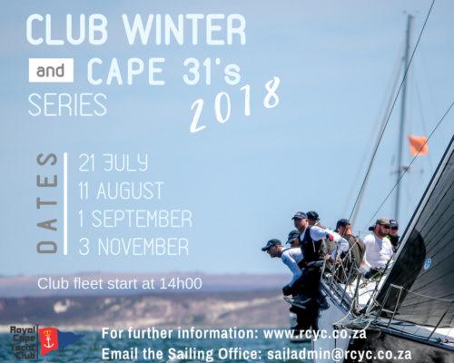 Club Winter & C31 Series 1