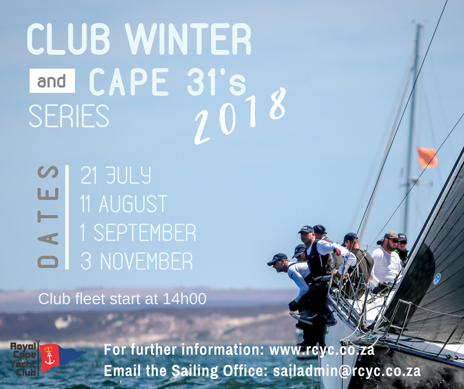 Club Winter Series
