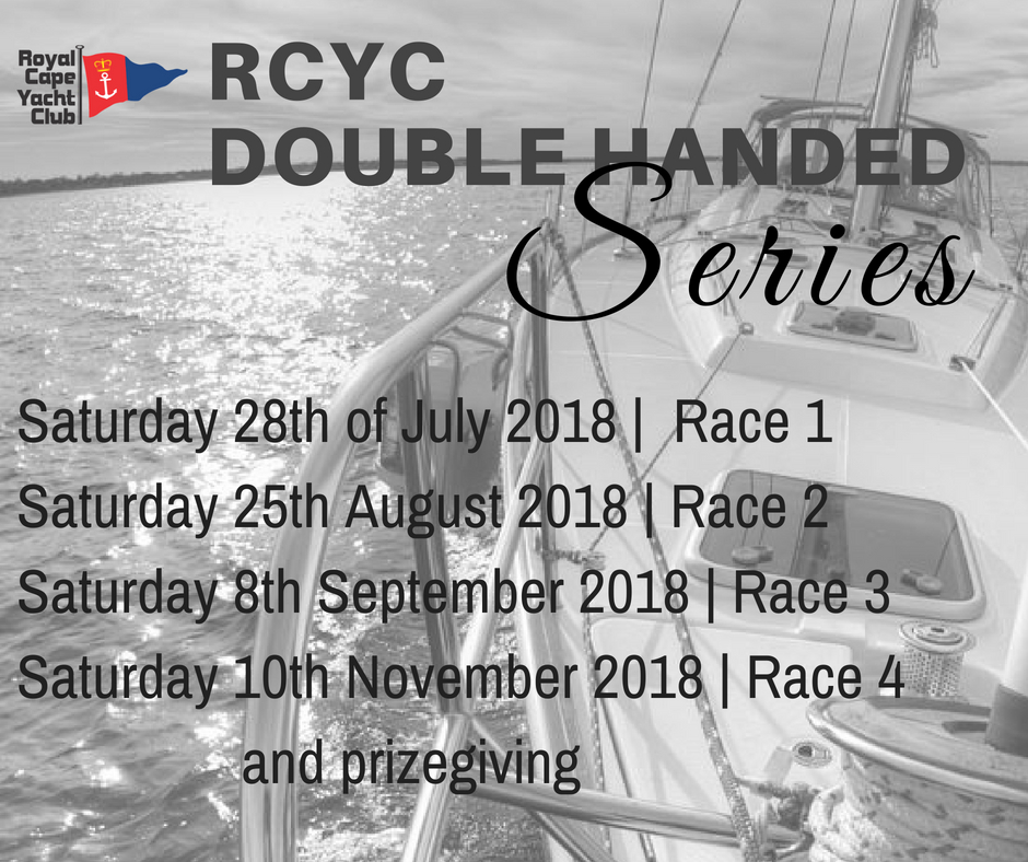 Double Handed Series Race 1
